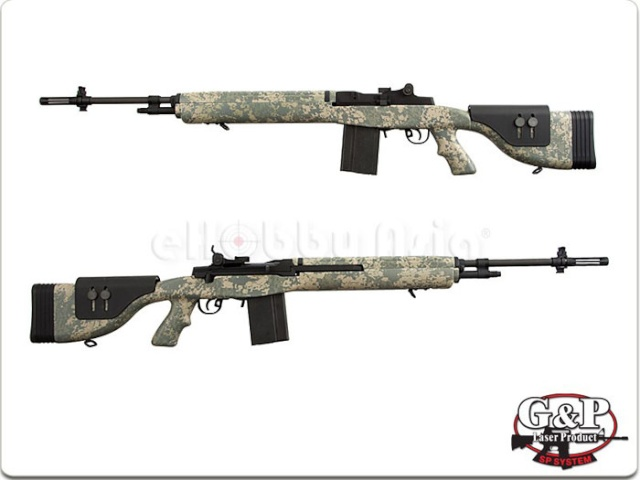Modelos en camo del M14 DMR SOCOM M14-dm10