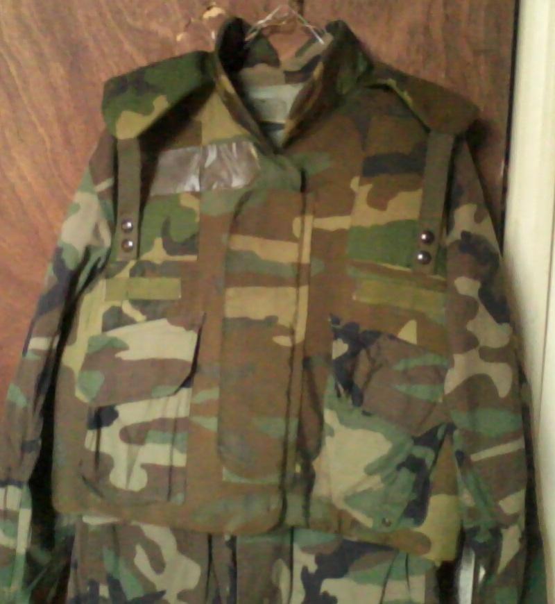 PASGT fragmentation vest  05091110