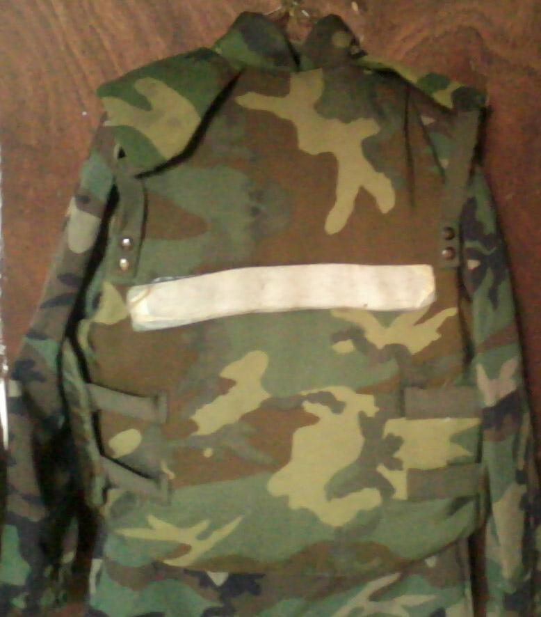 PASGT fragmentation vest  05091111