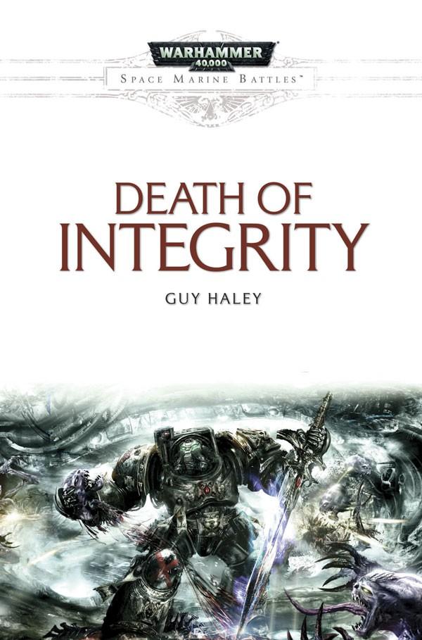 [Space Marine Battles] Death of Integrity de Guy Haley Death-10