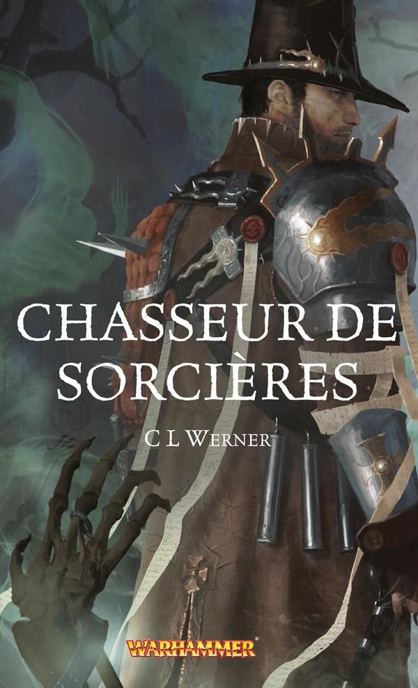 Mathias Thulmann - T1 Chasseur de Sorcières de C.L. Werner Fr-wit10