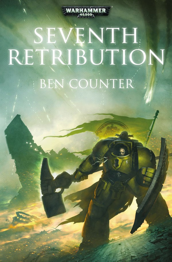 Seventh Retribution de Ben Counter Sevent10