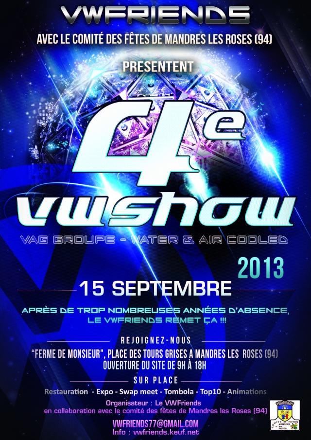 4ème VWShow le 15/09/2013 Affich16