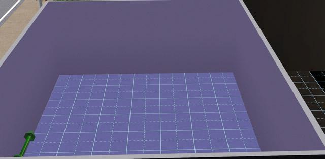 [Débutant] Créer un studio photo Sims 3 112