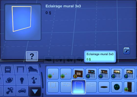 [Débutant] Créer un studio photo Sims 3 510