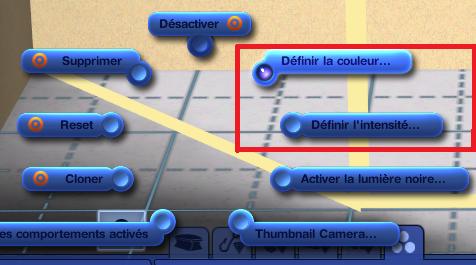 [Débutant] Créer un studio photo Sims 3 711