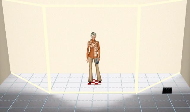 [Débutant] Créer un studio photo Sims 3 811