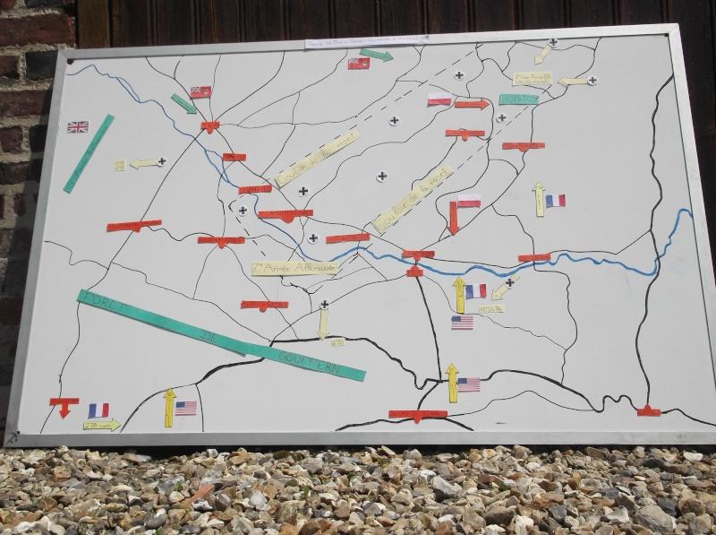 La bataille de Normandie Dscf5627