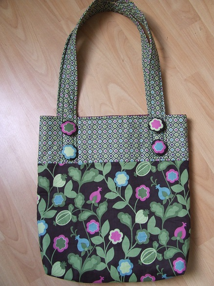 Recent sewing projects Bag110