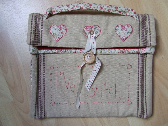 Recent sewing projects Bag210