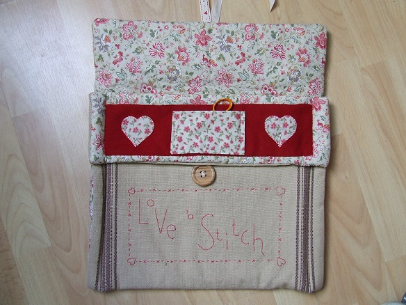 Recent sewing projects Bag310