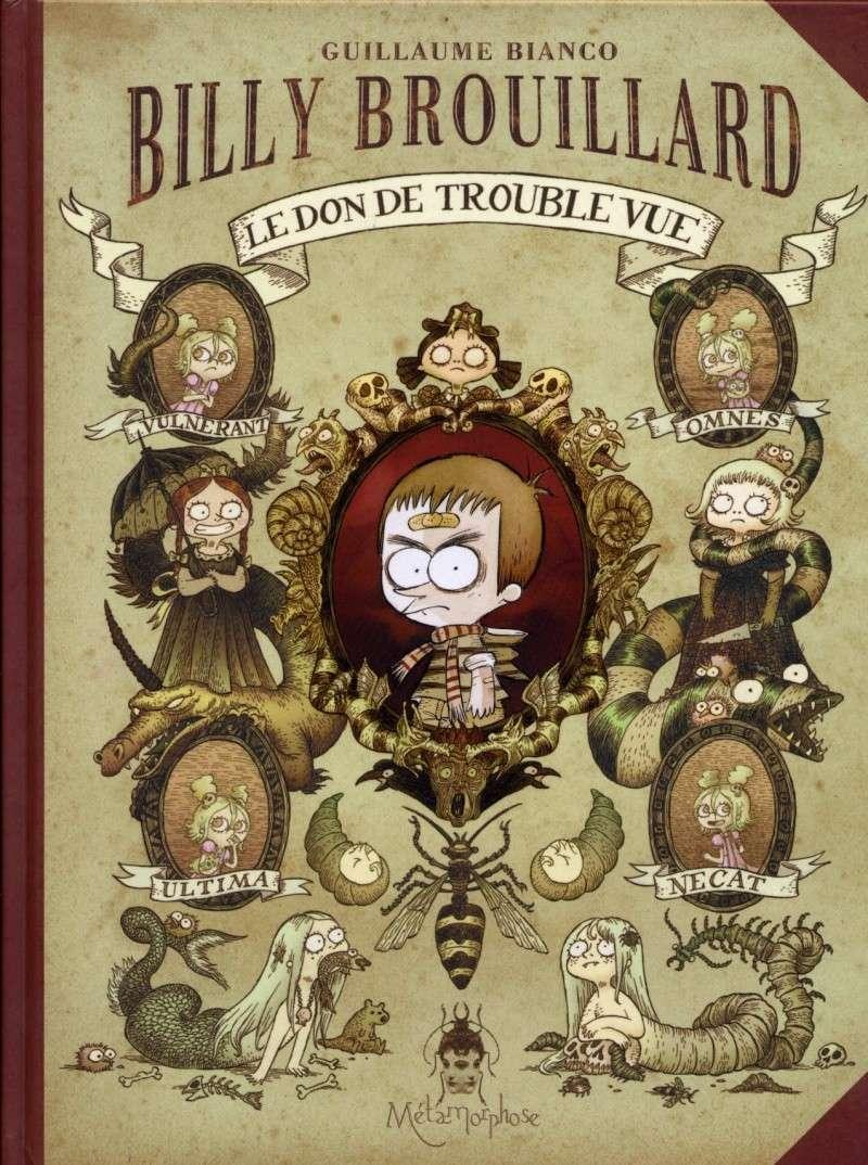 Billy Brouillard - Tome 1: Le don de trouble vue [Bianco, Guillaume]  Brouil10