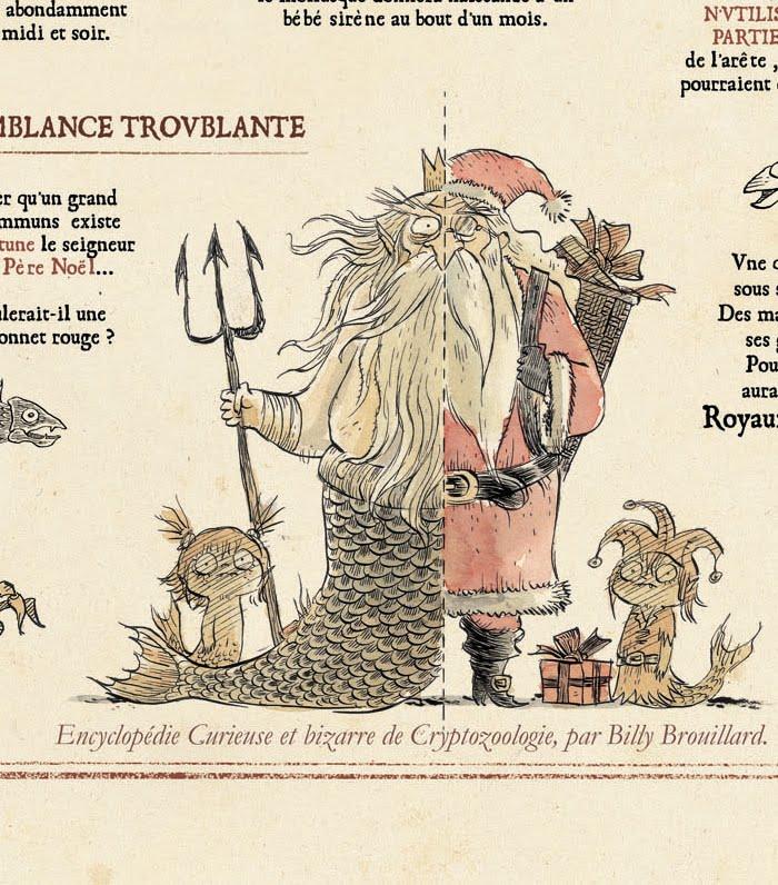 Billy Brouillard - Tome 2: Le petit garçon qui ne croyait plus au père Noël [Bianco, Guillaume] Teasin10