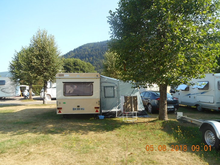 Camping du Lac à Xonrupt-Longemer Dscn3910
