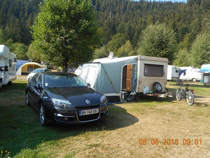 Camping du Lac à Xonrupt-Longemer Dscn3911