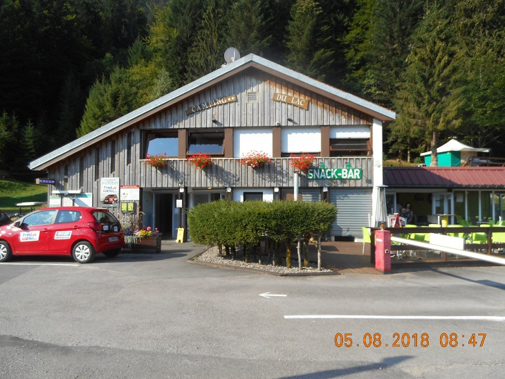 Camping du Lac à Xonrupt-Longemer Dscn3912