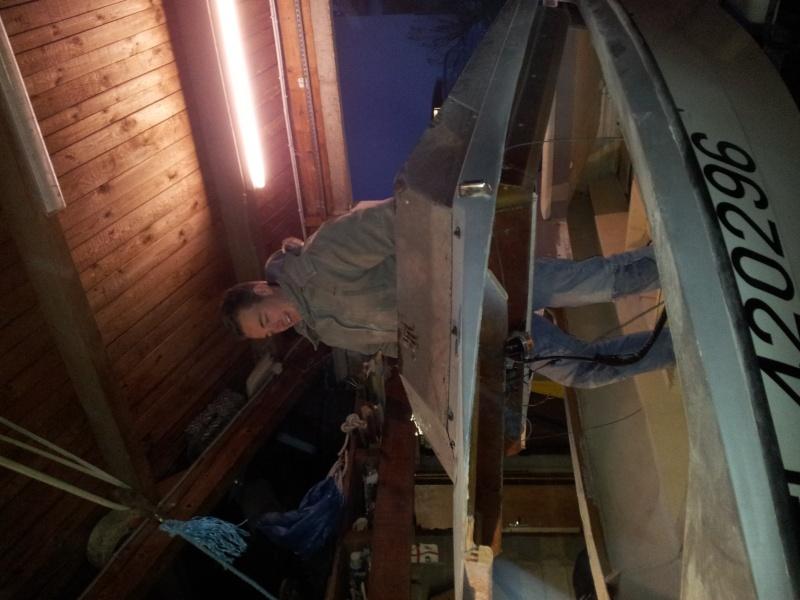 réparation bateau 20130414