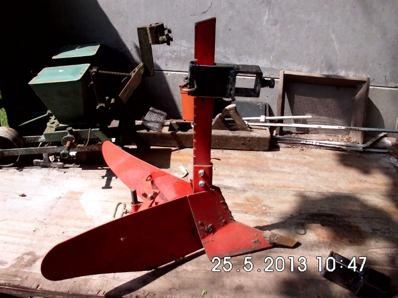 Fabrication porte outils pour butoirs Suppor13