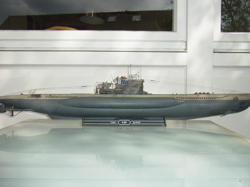 Mein U-Boot VII C 41 in 1:72 von Revell mit Figuren von Hecker & Goros Rimg0010