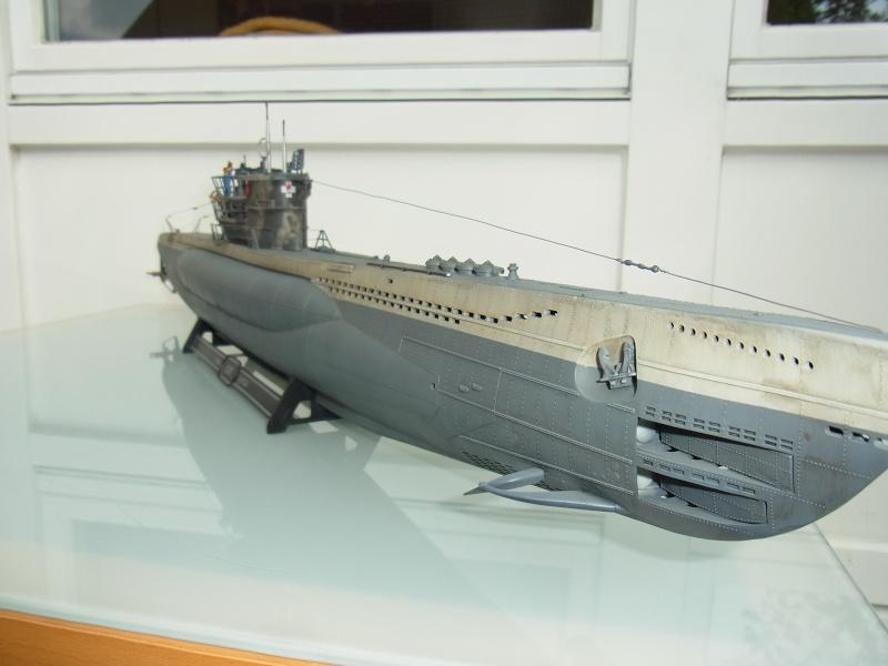 Mein U-Boot VII C 41 in 1:72 von Revell mit Figuren von Hecker & Goros Rimg0012
