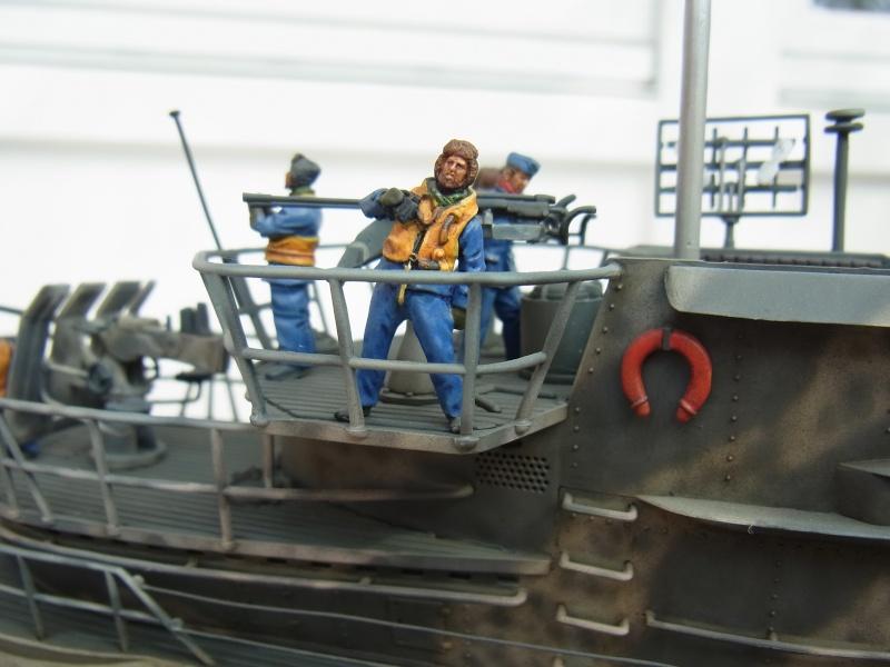 Mein U-Boot VII C 41 in 1:72 von Revell mit Figuren von Hecker & Goros Rimg0014