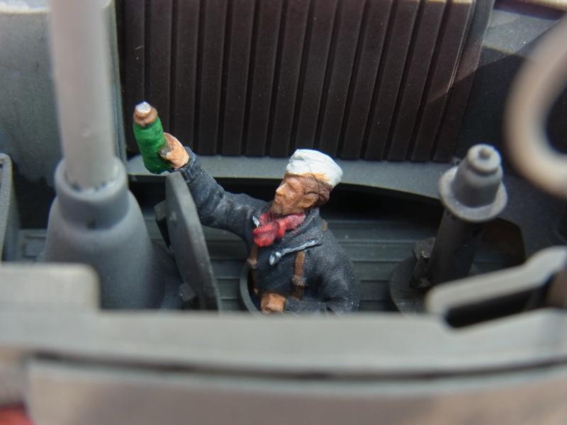 Mein U-Boot VII C 41 in 1:72 von Revell mit Figuren von Hecker & Goros Rimg0017