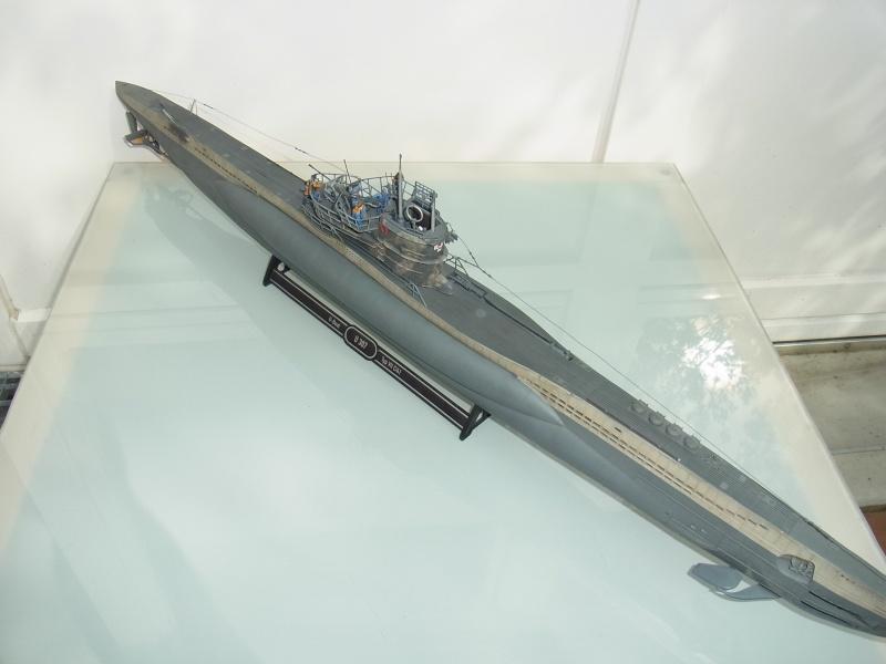 Mein U-Boot VII C 41 in 1:72 von Revell mit Figuren von Hecker & Goros Rimg0020