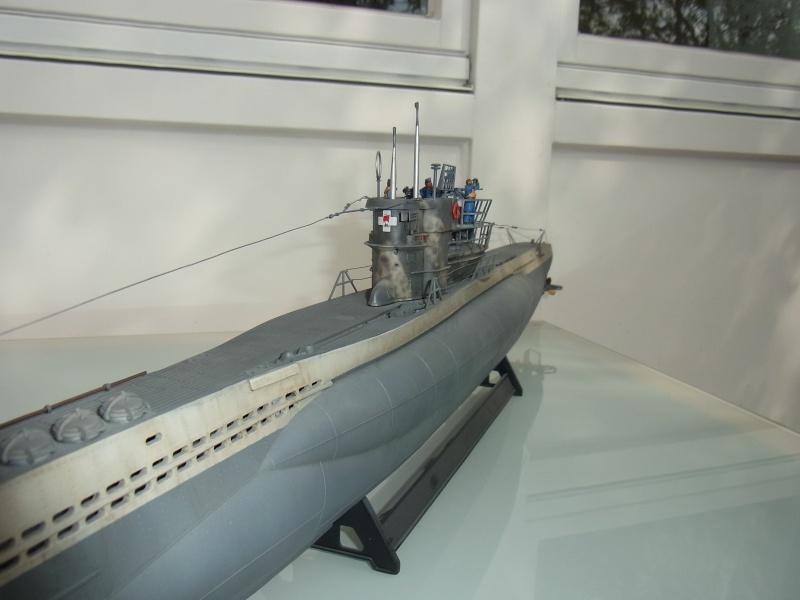 Mein U-Boot VII C 41 in 1:72 von Revell mit Figuren von Hecker & Goros Rimg0021