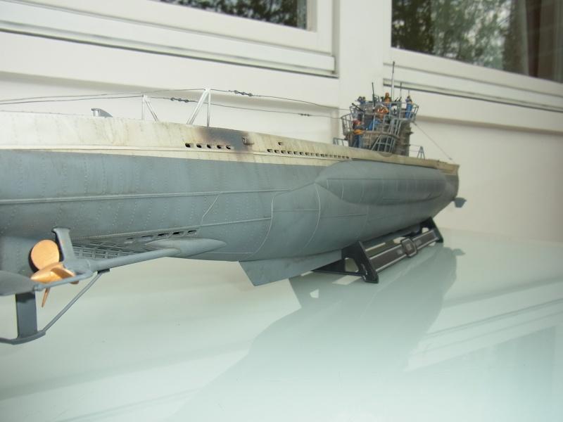 Mein U-Boot VII C 41 in 1:72 von Revell mit Figuren von Hecker & Goros Rimg0022