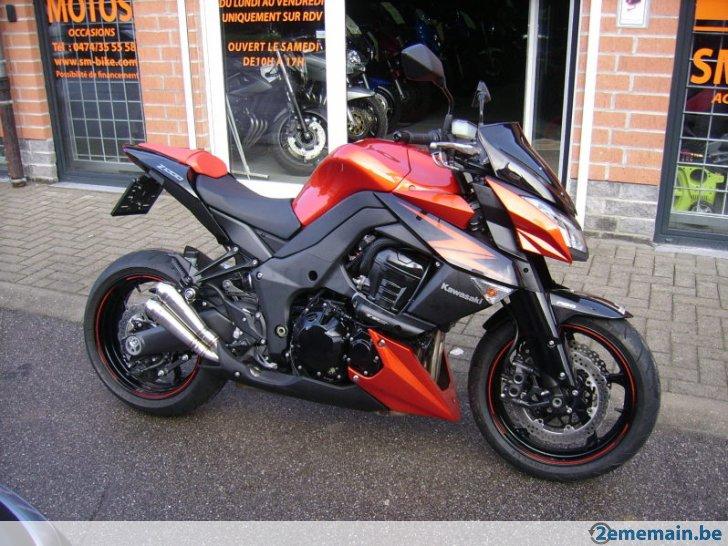 [VENDU] Z1000 ABS 2012 orange/noir  22592910