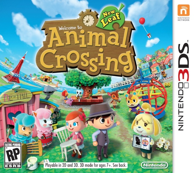 [3DS] Animal Crossing New Leaf Animal10