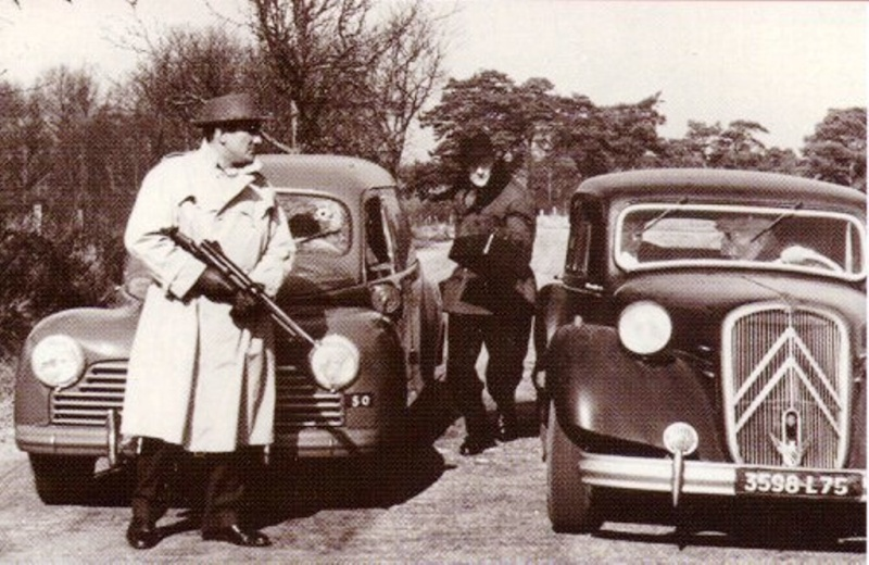 Citroen Traction 15 /6 Cabriolet 1939 Tracti10