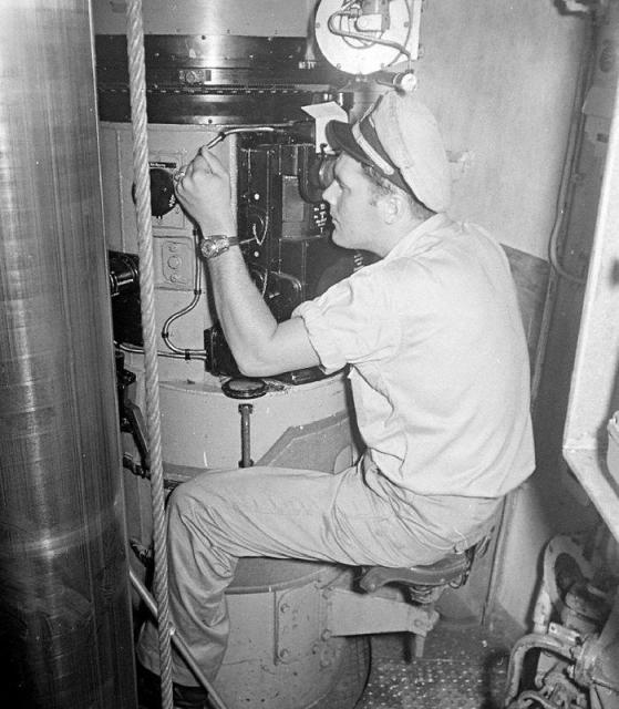 U-Boat 1/48 Trumpeter - Pagina 10 3410