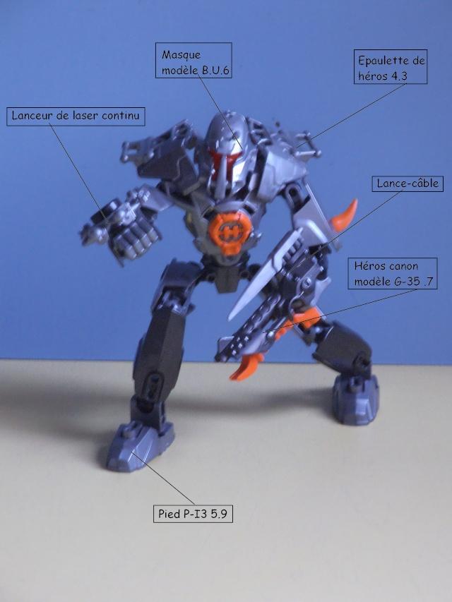 [MOC] Nouvelle version des rookie de l'équipe Alpha et autres MOC,par hero 57 Moc_0311
