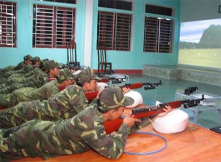 Huấn luyện trên trường bắn ảo 11445510