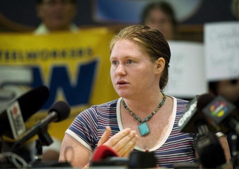 Nữ quân nhân Mỹ mang thai vẫn phải thụ án Rivera10