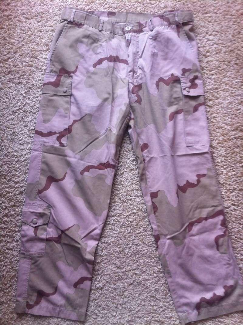 Dutch desert camouflage  jacket Afbeel13