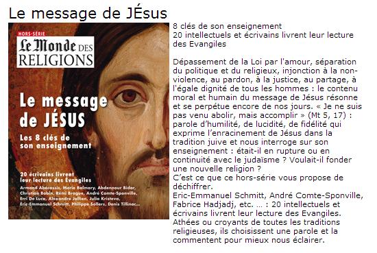 Le message de Jésus - Page 42 Monde_10