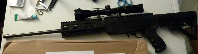 High Tower Armory 90/22 review Archan10