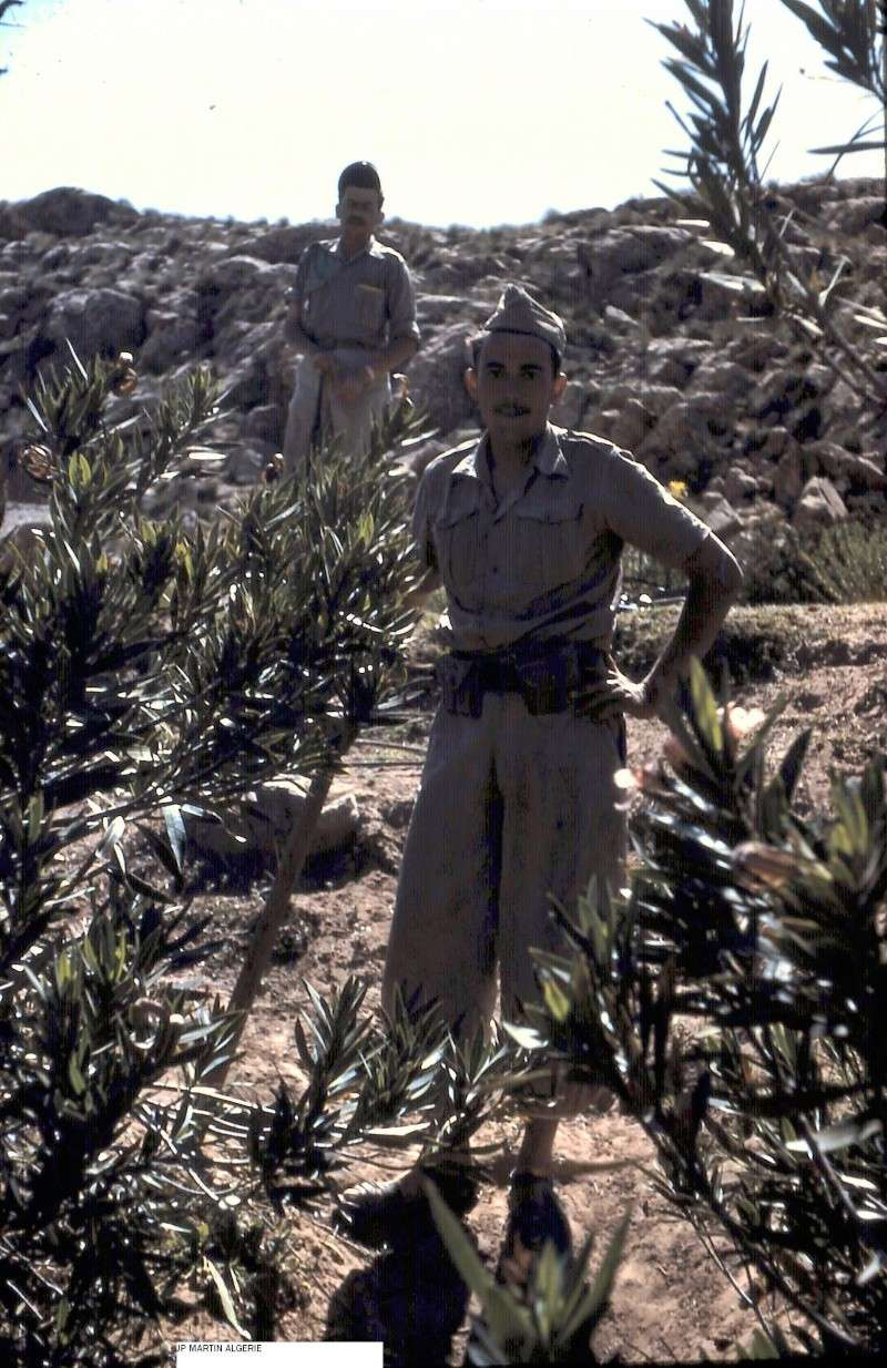 photos du 23 éme spahis entre 59 et 61 secteur bou alam Photos10