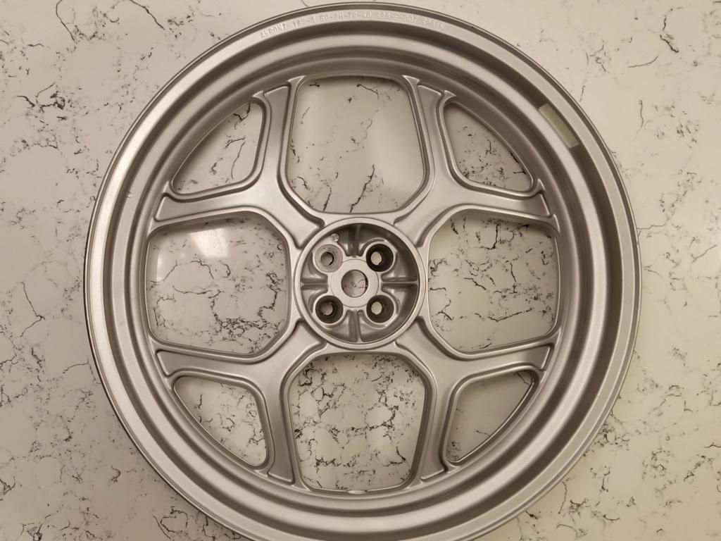 Kosman Racing Akront Y-Spoke Wheel K75 K100 20190117