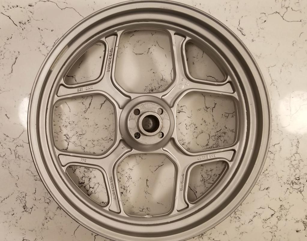 Kosman Racing Akront Y-Spoke Wheel K75 K100 20190119