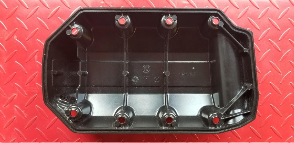 K75 New Crankcase Cover in Black 20190122