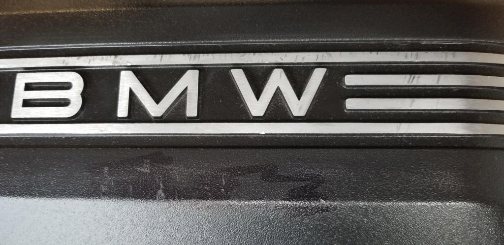 K75 New Crankcase Cover in Black 20190123