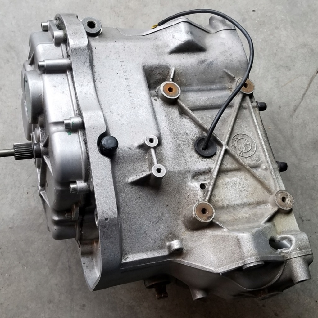 1987 K100RS Gearbox For Sale 20190317
