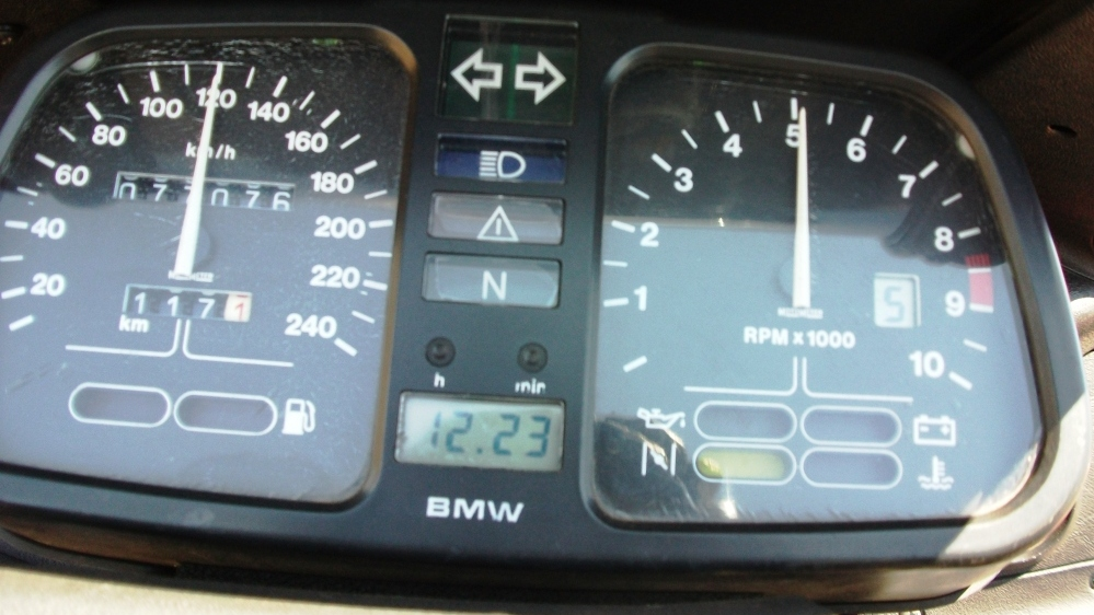 What should my rpm be at 70 mph? Dscf1110