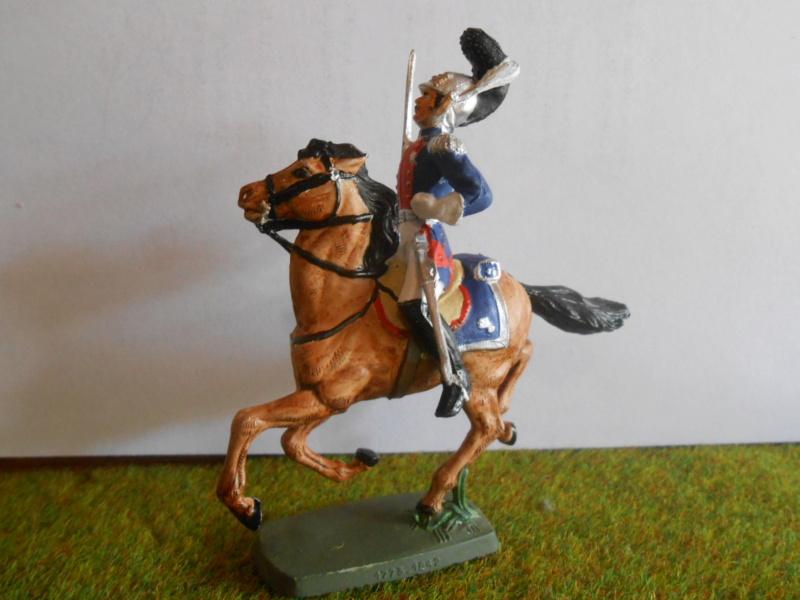 Officiers Belges qui ont participé dans les rangs de l'armée hollandaise à la bataille de Waterloo Dscn3522