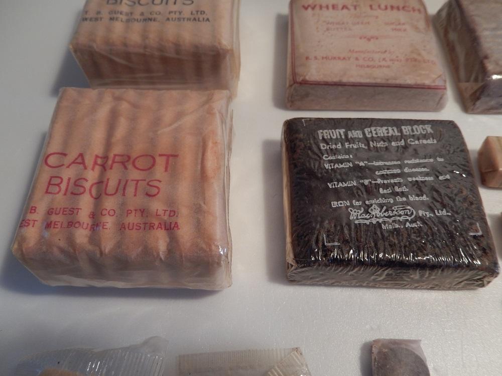 elements de ration australienne WW2 Dscn0414