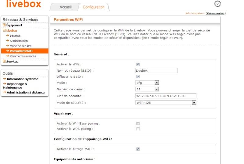 Nabaztag:tag avec Livebox v2.  Nabazt12