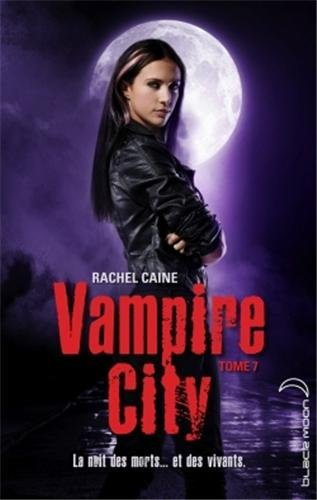VAMPIRE CITY (Tome 07) DOUBLE JEU de Rachel Caine 41m0b810